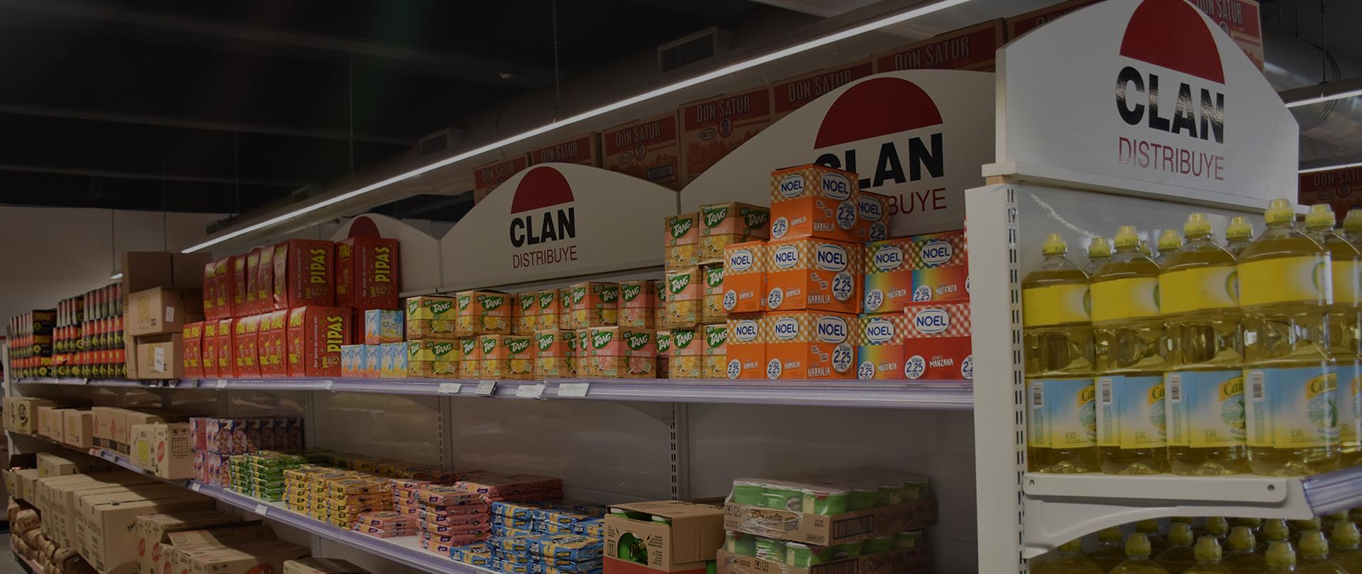 Distribuidor mayorista<br> de productos masivos <br>para kioscos